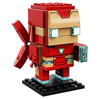 LEGO BrickHeadz 41604 set personaggio Iron Man MK50