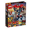 Ensemble LEGO Marvel Super Heroes76077Iron Man: Detroit Steel Strikes