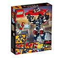 Set LEGO Marvel Super Heroes 76077 Iron Man: l'attacco di Detroit Steel