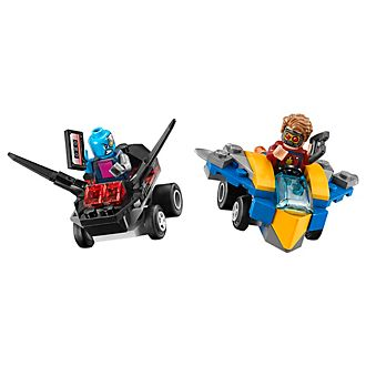 Ensemble LEGO Marvel Super Heroes 76090 Mighty Micros: Star-Lord vs. Nebula