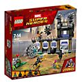 LEGO - Marvel Super Heroes - Corvus Glaives Attacke - Set76103