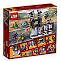 Ensemble LEGO Marvel Super Heroes76103Corvus Glaive Thresher Attack