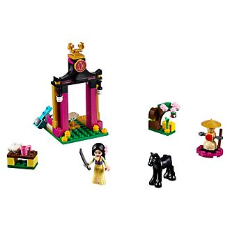 Ensemble LEGO Disney Princess 41151 Mulan's Training Day