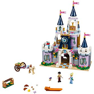 Ensemble LEGO Disney Princess 41154 Cinderella's Dream Castle