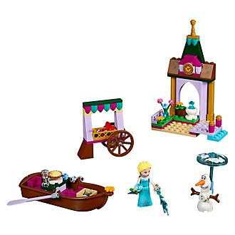 Ensemble LEGO Disney Frozen 41155 Elsa's Market Adventure