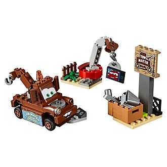 Ensemble LEGO Juniors 10733 Mater's Junkyard