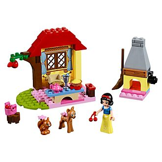 Set LEGO Juniors 10738 La casetta nel bosco di Biancaneve