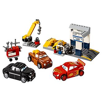 Ensemble LEGO Juniors 10743 Smokey's Garage
