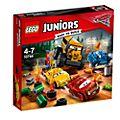 LEGO Juniors - Thunder Hollow Crazy 8 Race - Set10744