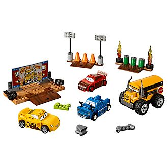 Carrera Crazy 8 en Thunder Hollow, LEGO Juniors (set 10744)