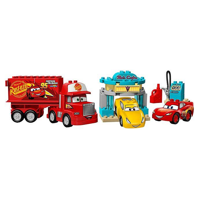 Ensemble LEGO Duplo Disney Pixar Cars10846Flo's Cafe