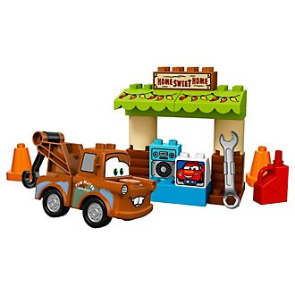 Cobertizo Mate, LEGO Duplo, Disney Pixar Cars (set 10856)