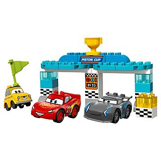 Ensemble LEGO Duplo Disney Pixar Cars 10857 Piston Cup Race