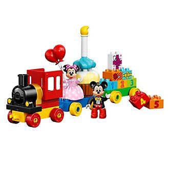 Desfile cumpleaños Mickey y Minnie, LEGO Duplo (set 10597)
