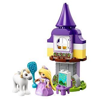 Set LEGO Duplo 10878 La torre di Rapunzel Principesse Disney