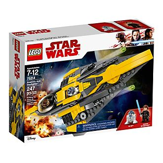 LEGO Star Wars 752184 Anakin's Jedi Starfighter