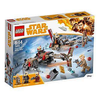 Set Swoop Bikes di Cloud-Rider LEGO 75215 Star Wars