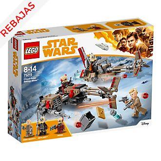 LEGO Star Wars deslizadores Jinetes de las Nubes (Set 75215)
