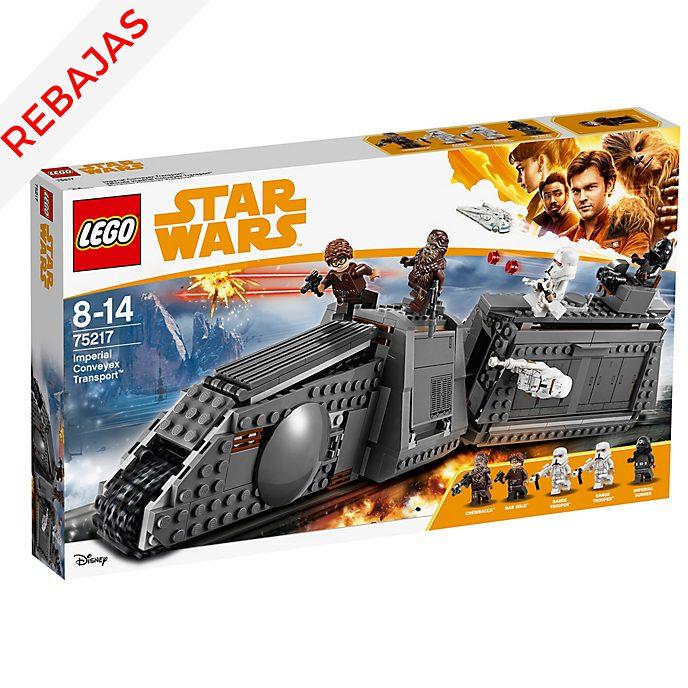 LEGO Star Wars set tren imperial Conveyex (set 75217)