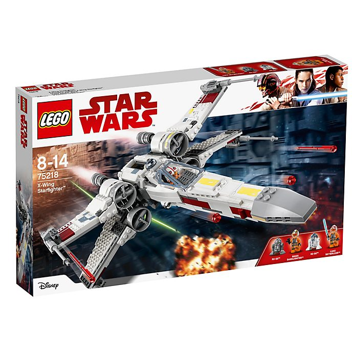Set X-Wing Starfighter LEGO 75218