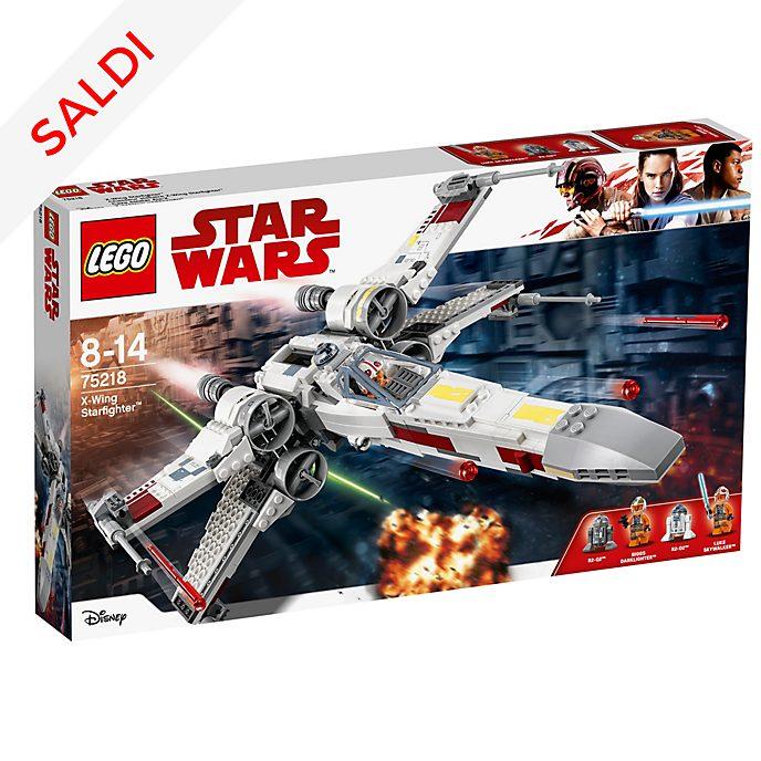 Set X-Wing Starfighter LEGO 75218