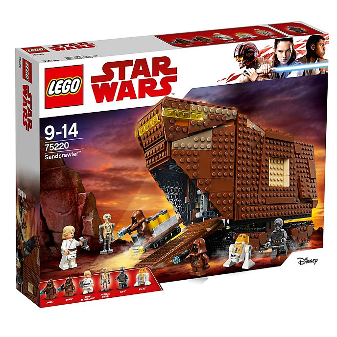 LEGO Star Wars75220Sandcrawler