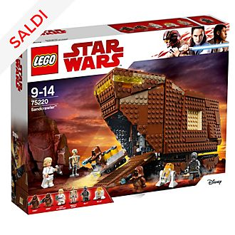 Set Sandcrawler LEGO 75220 Star Wars