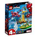 Set LEGO Diamond Heist Spider-Man e Dottor Octopus