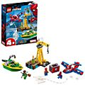 LEGO Coffret Spider-Man : le vol des diamants par le Docteur Octopus