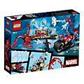 LEGO Coffret Spider-Man: sauvetage à moto