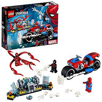 Set moto rescate Spider-Man, LEGO