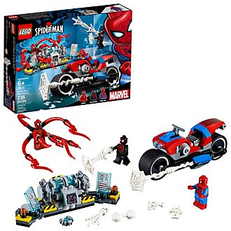 Set moto da salvataggio LEGO Spider-Man