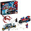 LEGO - Spider-Man - Rettung mit dem Spider-Bike