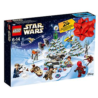 Calendario dell'Avvento 2018 LEGO Star Wars Set 75213
