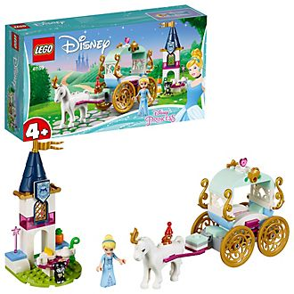 Set LEGO 41159 Principesse Disney Il giro in carrozza di Cenerentola