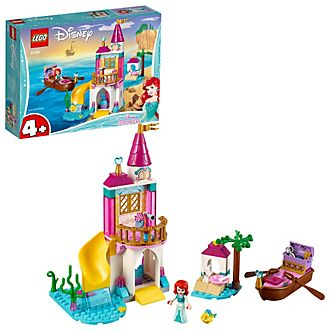 LEGO Disney Princess Castillo junto al mar de Ariel (set 41160)