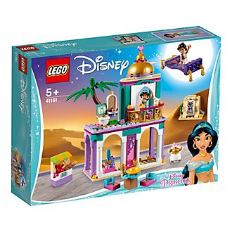 LEGO Disney Princess Aladdin and Jasmine's Palace Adventures Set 41161
