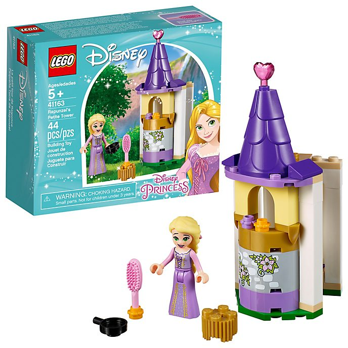 LEGO Disney Pricess Torre pequeña de Rapunzel (set 41163)