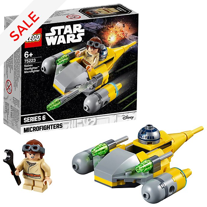 LEGO Star Wars Naboo Starfighter Microfighter Set 75223