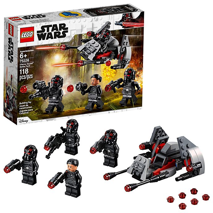 LEGO - Star Wars - Inferno Squad Battle Pack - Set 75226