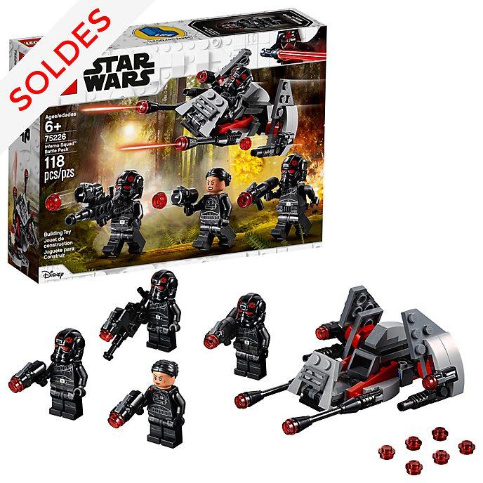 LEGO Star Wars75226Pack de combat de l'Escouade Inferno