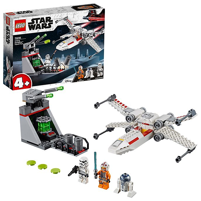 LEGO - Star Wars - X-Wing Starfighter Trench Run - Set 75235