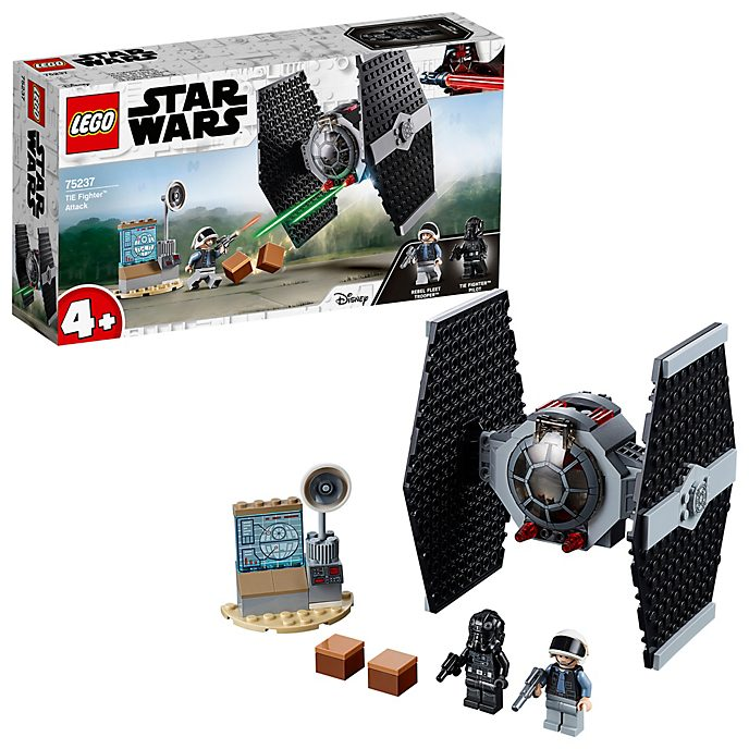 LEGO Star Wars TIE Fighter Attack Set 75237