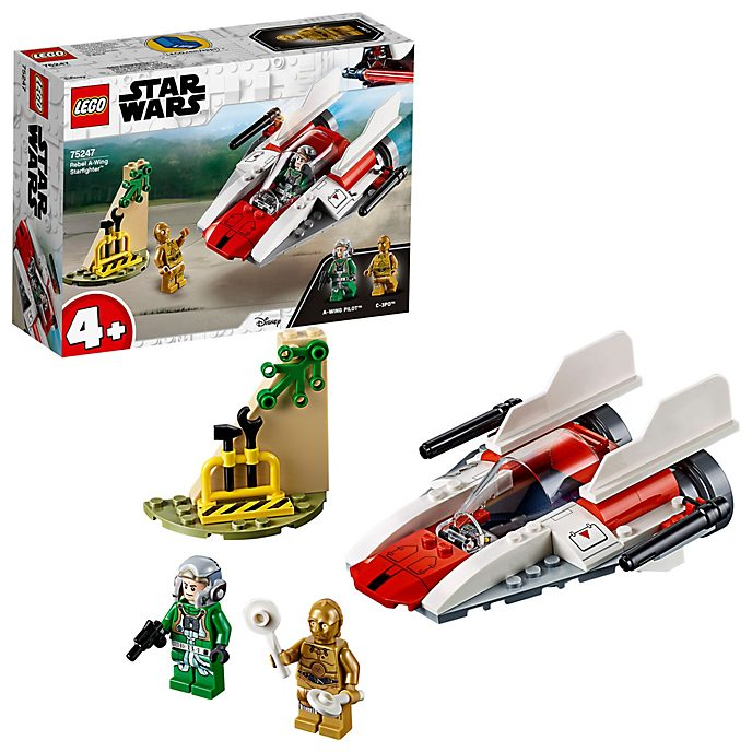 LEGO - Star Wars - Rebel A-Wing Starfighter - Set75247