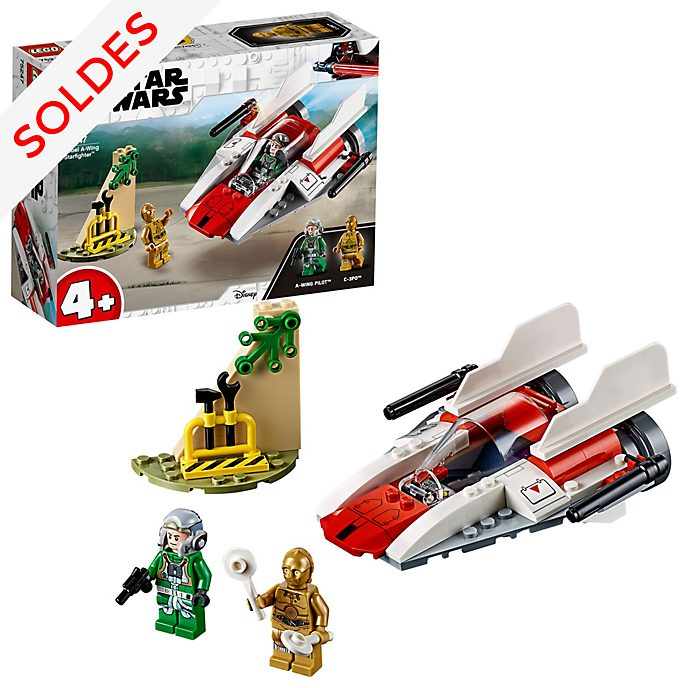 Wars 75247 Chasseur Wing A Lego Star Stellaire Rebelle wnO0P8k