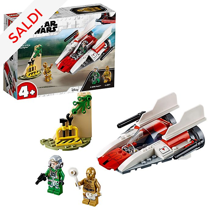 Set LEGO 75247 Rebel A-Wing Starfighter Star Wars