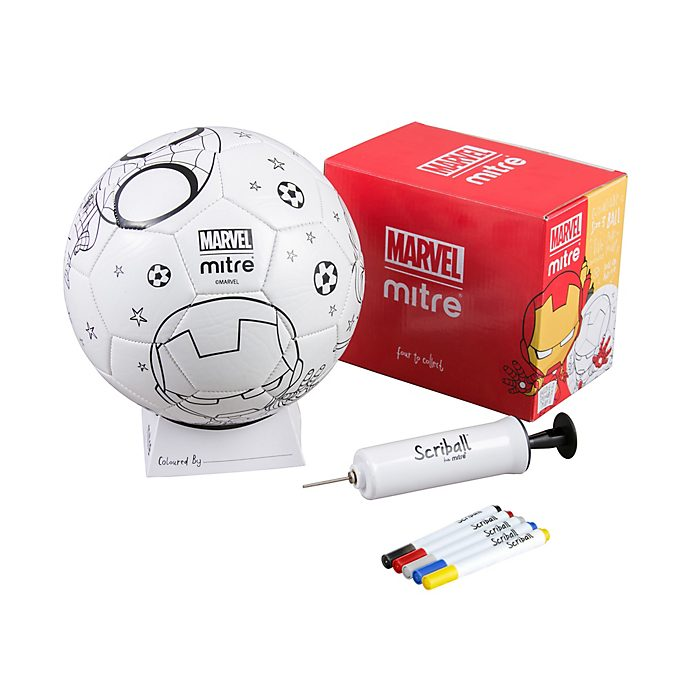 Mitre Scriball Iron Man