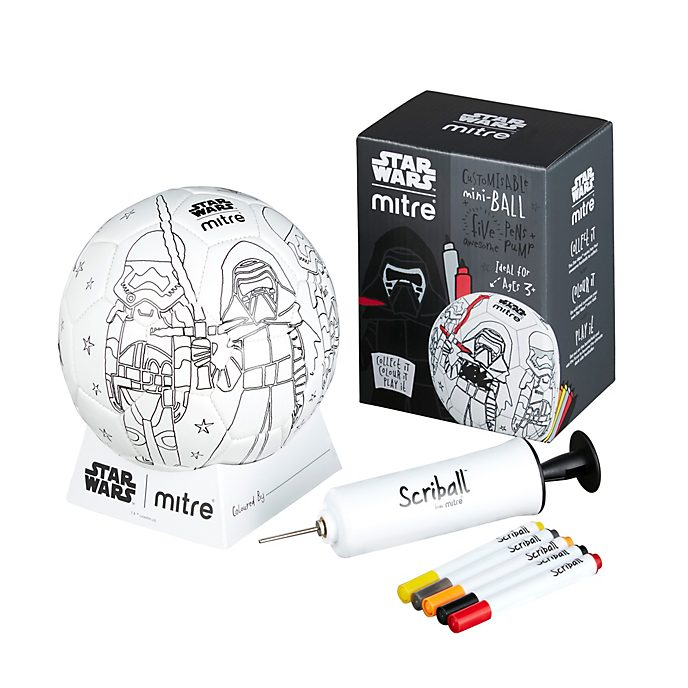 Mitre Mini Scriball Kylo Ren, Star Wars