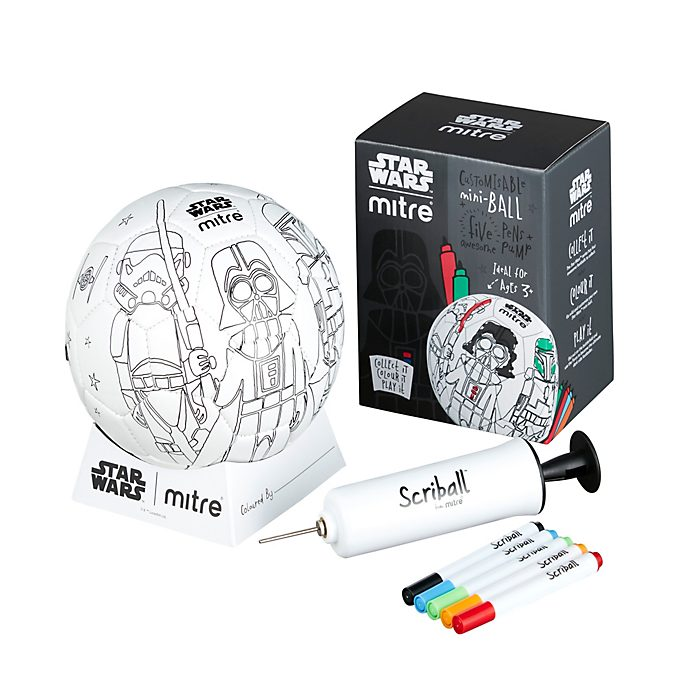 Mitre Mini Scriball Dark Vador, Star Wars