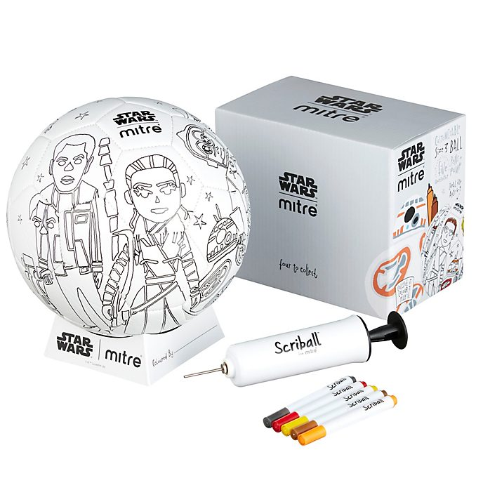 Mitre Scriball BB-8, Star Wars